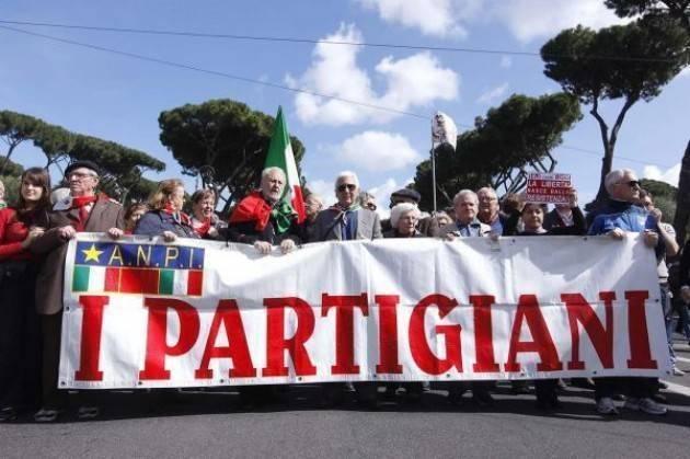 La Costituzione va attuata di Gian Carlo Corada (Presidente  Anpi Cremona)
