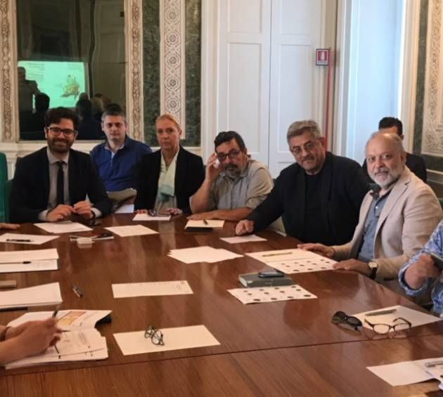 Varese A VILLA RECALCATI SI E' RIUNITO IL TAVOLO UNICO PROVINCIALE SCUOLA FORMAZIONE E LAVORO