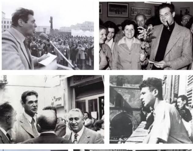 AccaddeOggi    #31maggio  1996 Moriva Luciano Lama leader della Cgil per anni  di Ilaria Romeo