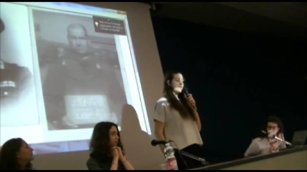 (Video)Cgil-Cisl-Uil Gli studenti cremonesi parlano del loro viaggio della Memoria ad Auschwitz 2018