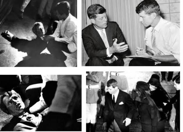 AccaddeOggi    #5giugno 1968 – Sirhan Sirhan spara a Robert Kennedy all'Ambassador Hotel di Los Angeles, California