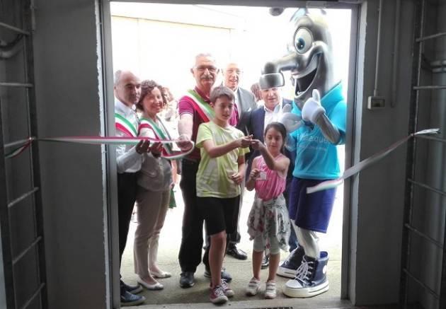 Padania Acque S.p.A., inaugurato il nuovo potabilizzatore di Pescarolo ed Uniti