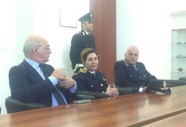 Per la prima volta una donna al comando del Compartimento della Polizia Stradale della Sardegna di Christian Flammia