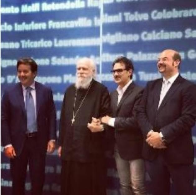POTENZA\ aise\ RINNOVATO L'ASSE DI COOPERAZIONE TRA BASILICATA, GRECIA E ARMENIA