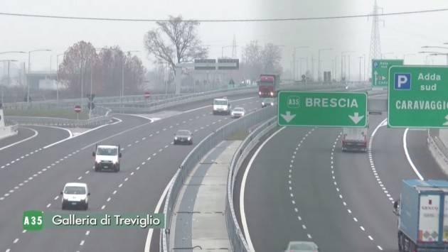 A35 Brebemi, autostrada green tra 'I Maestri del Paesaggio' a Bergamo
