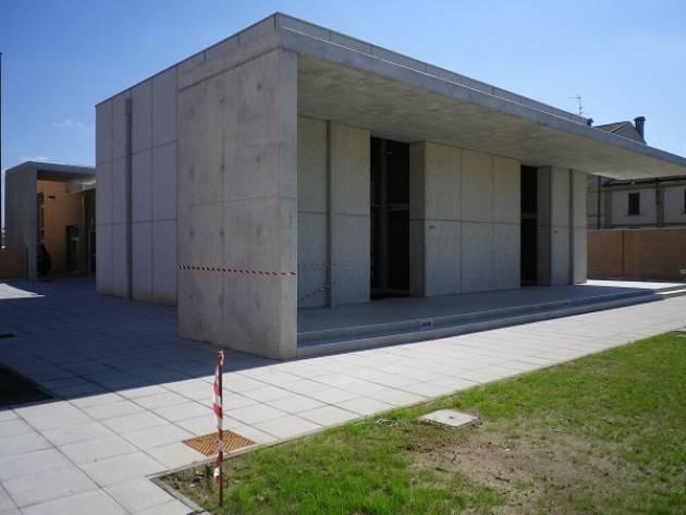 Risposta alla consigliera Maria Lucia Lanfredi sull'impianto di cremazione