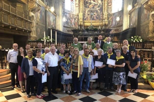 Giovedì 7/6 Festa Regionale dei Pensionati Coldiretti a Cremona e Pizzighettone