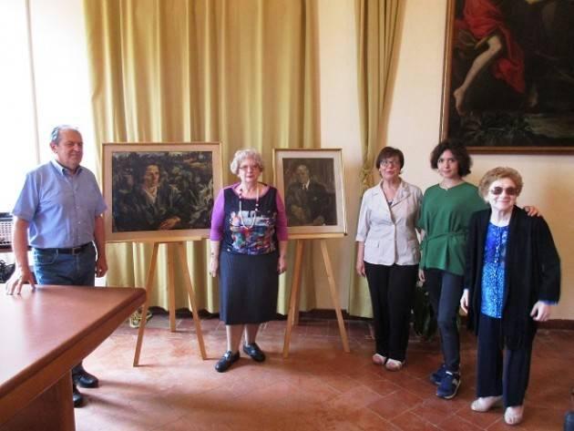 Cremona: donati dalla famiglia Feroldi due dipinti di Luigi Faber Ferrari