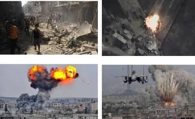SIRIA: AMNESTY  DENUNCIA UN INGENTE NUMERO DI VITTIME CIVILI PER UN SOSPETTO ATTACCO AEREO RUSSO A IDLIB