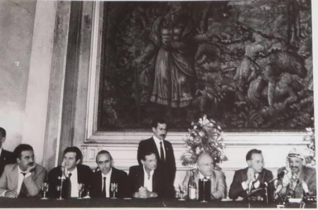 PIERRE CARNITI, UN COMPAGNO... di Agostino Spataro