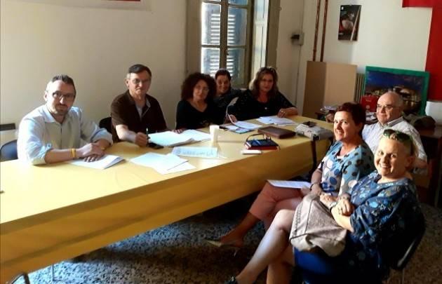 PILONI E FORATTINI (PD hanno incontrato il Comitato Ospedale Oglio Po di Casalmaggiore)