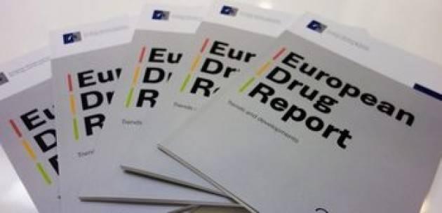 BRUXELLES\ aise\ PRESENTATA LA RELAZIONE EUROPEA SULLA DROGA 2018