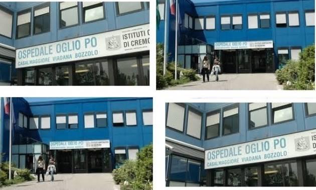 ASST  Casalmaggiore OSPEDALE OGLIO PO PROGRAMMAZIONE ESTIVA DI ROUTINE