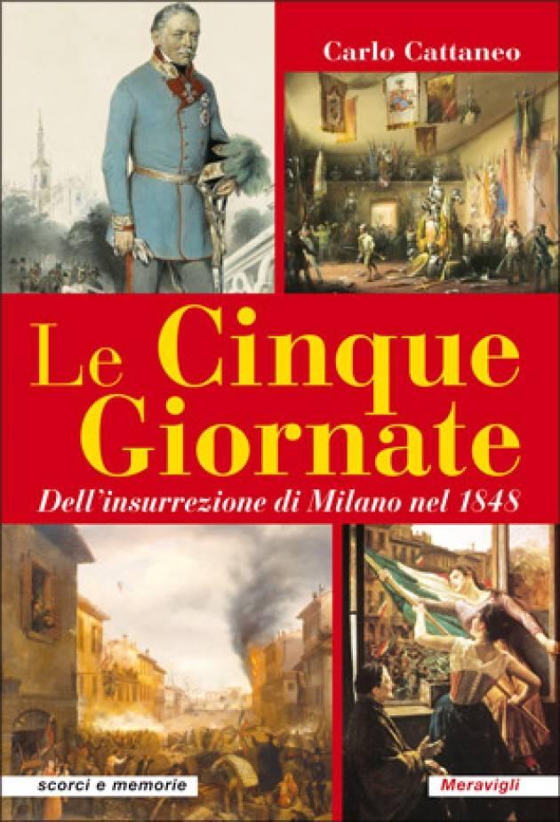 Conferenza a Milano il 13 giugno  in occasione del 170° anniversario dell'insurrezione di Milano del 1848 | Christian Flammia