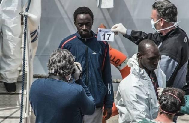 Pianeta Migranti. Le ferite invisibili dei migranti.