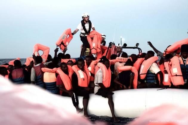 Diritti Cgil, mobilitiamoci per i migranti