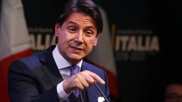Nuovo governo, i rapporti con l'Europa. Massimiliano Nespola intervista  Giovanni Pollice