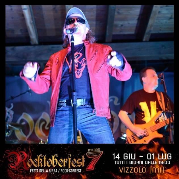 A Vizzolo Predabissi (Milano) dal 14 giugno all'1 luglio Settima edizione per il Rocktoberfest