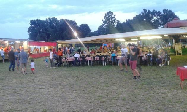 (Video) Alla Festa dell'Unità di Pianengo 2018 si parla di politica. Le voci di Ganini, Lombardi, Pizzul, Piloni e Scandella