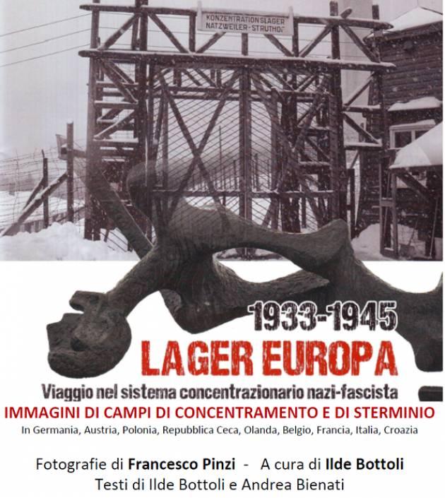 Il cremonese Francesco Pinzi  la mostra 'Lager Europa 1933-1945 ' alla Risiera di Trieste fino al 20 settembre
