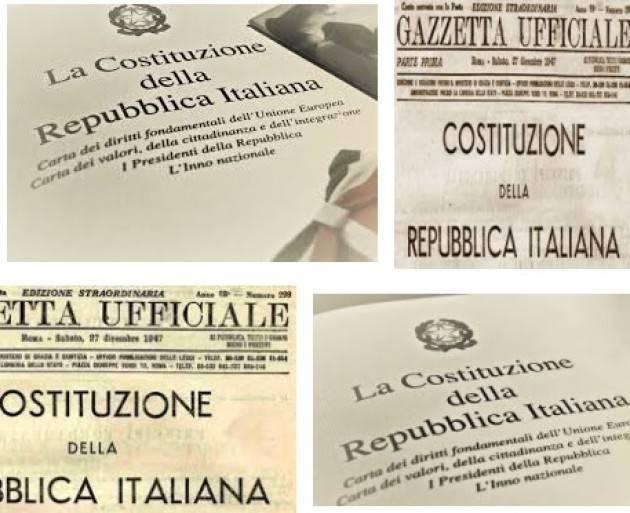 Laudadio (Cremona)  risponde a Ventura : la mia ideologia è la Costituzione