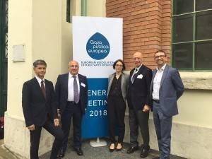 Padania Acque SPA Cremona il 26 e 27 ottobre capitale europea dell'acqua pubblica