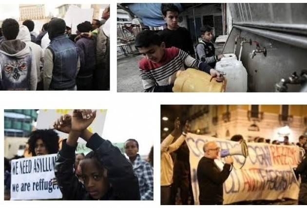 """AMNESTY  ACCUSA ISRAELE: I TRASFERIMENTI """"VOLONTARI"""" DI RICHIEDENTI ASILO SONO FORZATI E ILLEGALI"""