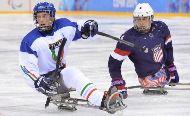 AccaddeOggi    #19giugno 2001 - Giochi paralimpici vengono abbinati ai normali Giochi olimpici quadriennali