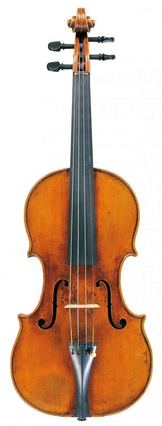 Cremona Un nuovo capolavoro al MdV:  esposto il violino Girolamo II Amati del 1683