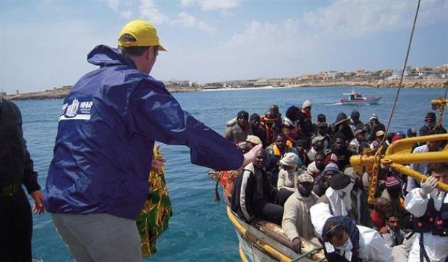 (Video) Pianeta Migranti. In omaggio ai 629 dell'Aquarius.