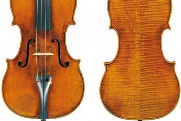 Cremona: al Museo del Violino esposto il violino Girolamo II Amati del 1683