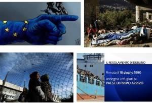 Amnesty UE: IL SISTEMA EUROPEO DI ASILO É SALTATO E I LEADER DEVONO RIFORMARLO