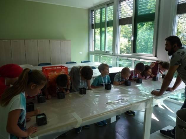Lecco Bimbi artigiani per un giorno con 'La conciliazione in festa'