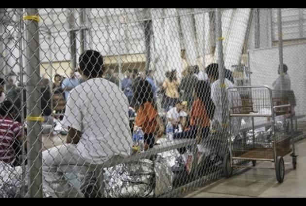Amnesty Decreto Trump su detenzione bambini e genitori procura ulteriori danni
