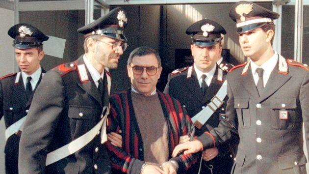 AccaddeOggi  #24giugno 1995 – Leoluca Bagarella, spietato killer mafioso, viene arrestato dalla DIA