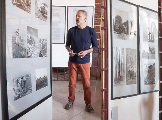Cremona Inaugurata dal PAF la mostra 'Vite al lavoro' di Ezio Quiresi Un contributo di Mauro Ferrari