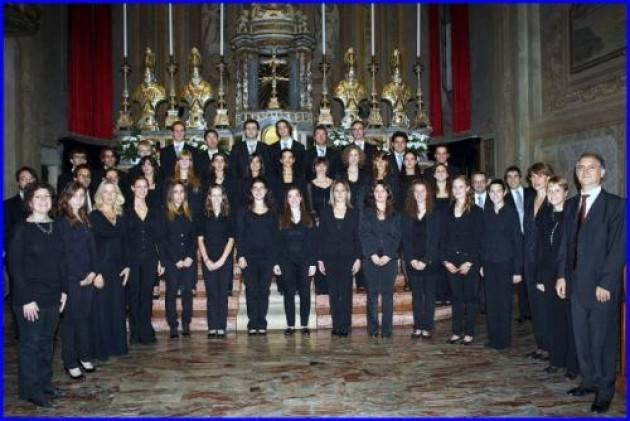 Il Coro Monteverdi in concerto a Lodi, Crema e Milano