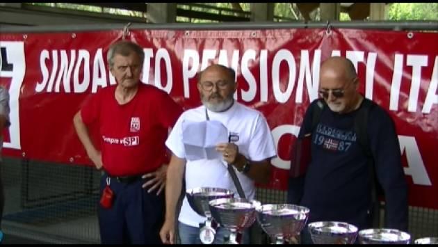 (video) Coesione sociale con lo SPI-CGIL Cremona  Il sindaco Gianluca Galimberti apre le finali di bocce