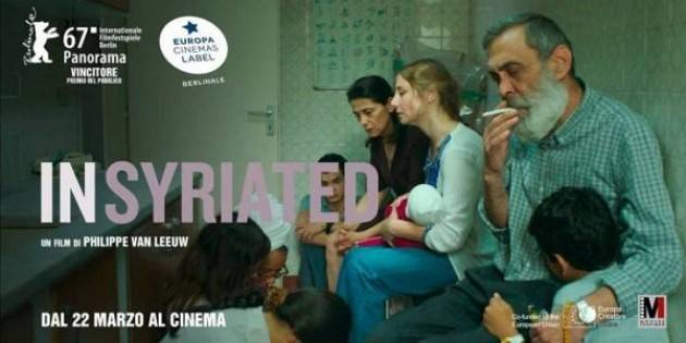 Arena Giardino Cremona: giovedì 28/6 il film 'Insyriated'
