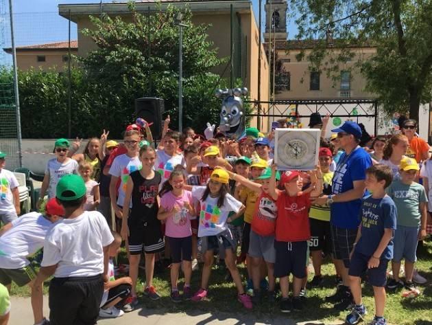 Padania Acque è 'AllOpera!' per dissetare tutti i partecipanti del Grest 2018