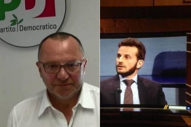 Marco Degli Angeli (M5S) Replica a Pizzetti su Toninelli : il nostro Ministro ha firmato la pratica