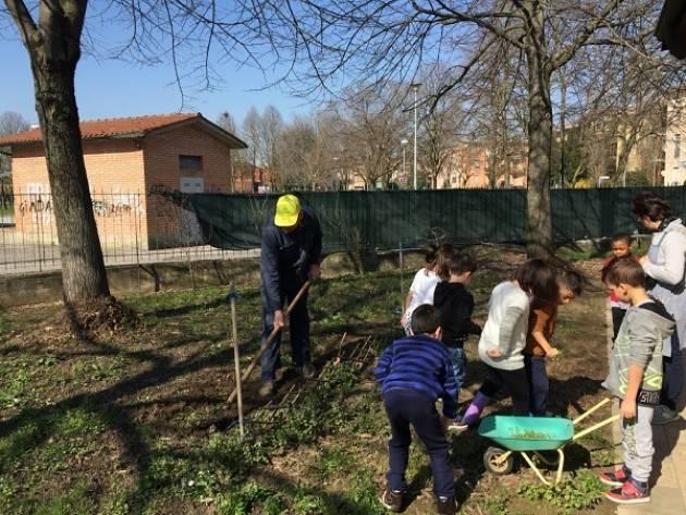 Coldiretti Cremona PICCOLI ORTOLANI CRESCONO CON I TUTOR DELL'ORTO DI CAMPAGNA AMICA