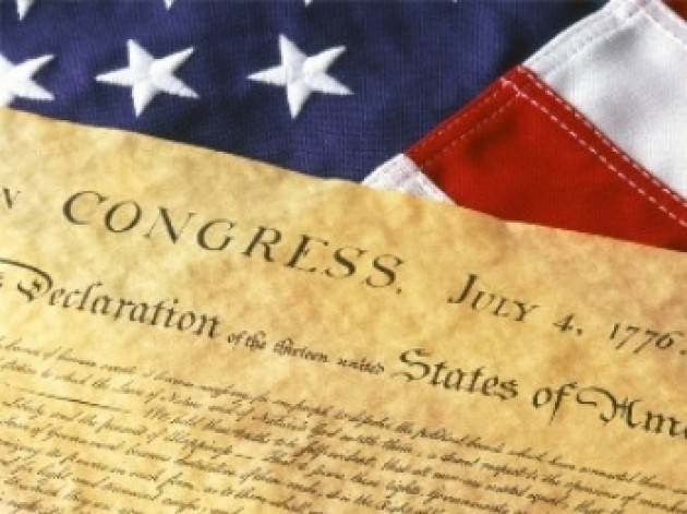 Aise DEMOCRATS ABOARD: I DEMOCRATICI USA FESTEGGIANO IL 4 LUGLIO A ROMA
