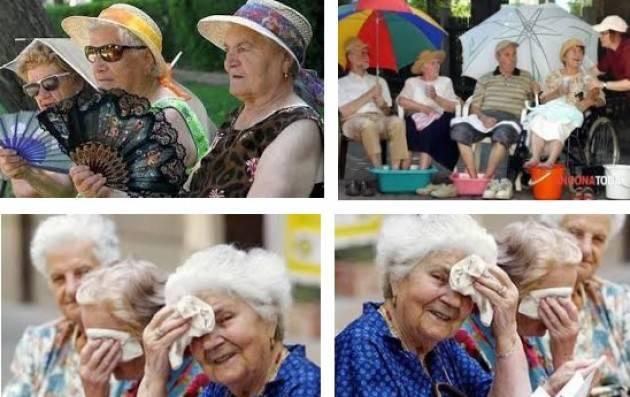 Caldo a Milano  Attivo numero verde gratuito 800.777.888 per l'assistenza ad anziani e persone fragili