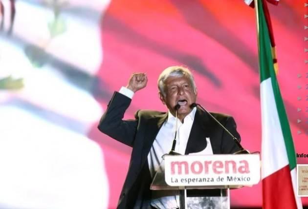 In  Messico vice la sinistra: López Obrador è il nuovo presidente