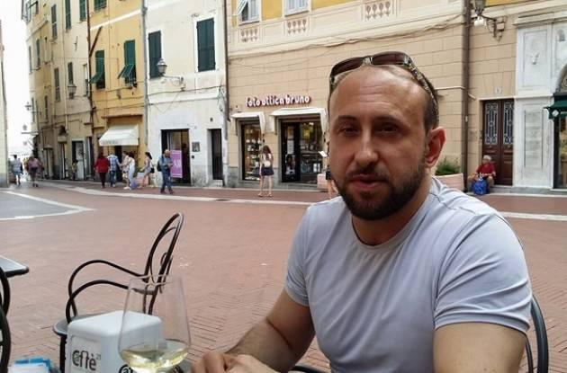 Mercoledì  4 luglio ad Imperia lo scrittore Luca Barozzi presenta la riedizione del suo libro 'Oltre il sogno…il vento ' di Christian Flammia