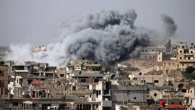 Amnesty SIRIA, IN AUMENTO GLI ATTACCHI NELLA PROVINCIA DI DARAA : civili in trappola