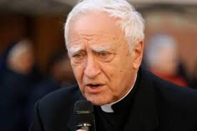 Pianeta Migranti. Mons. Luigi Bettazzi: Lettera aperta all'Onorevole Giuseppe Conte, Presidente del Consiglio dei Ministri Italiano