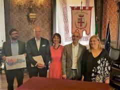 Acque e città della via Postumia Cremona, Mantova e Verona.Padania Acque, Gruppo Tea e Acque Veronesi insieme per tutelare l'acqua