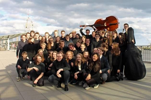 Cremona Summer festival 2018 - Doppio concerto Orchestre giovanili di Amburgo - domenica 8 luglio a Cremona
